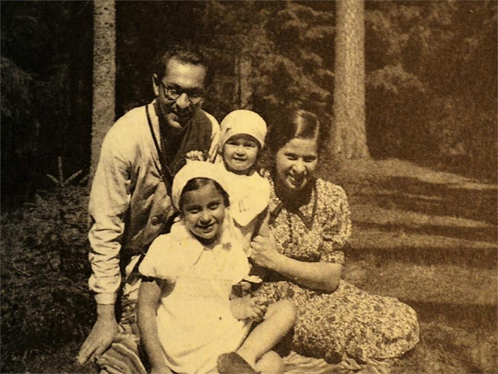 1.Feinsteins_erste_Familie_Litauen