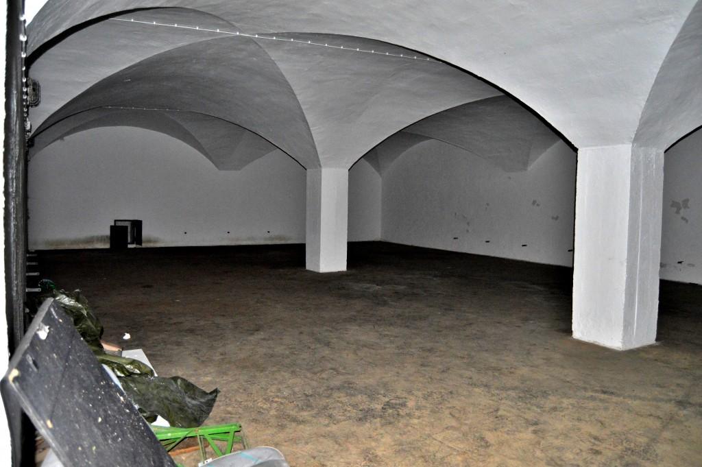 Städtischer Umgang2_Bunker von innen